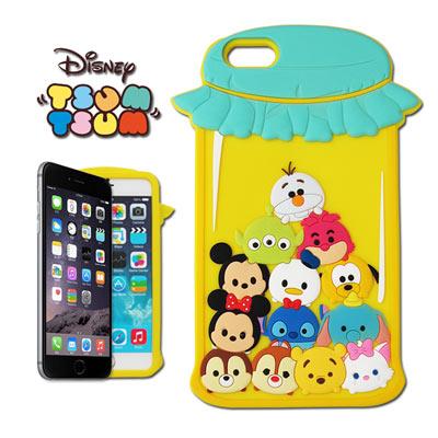 Tsum Tsum迪士尼 iphone 6 /6s 立體手機殼 (罐子)