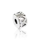 Pandora 潘朵拉 心形花純銀墜飾 串珠