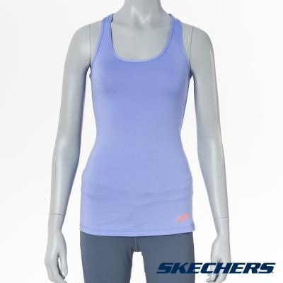 SKECHERS-女無袖衣-GWF1503PUR