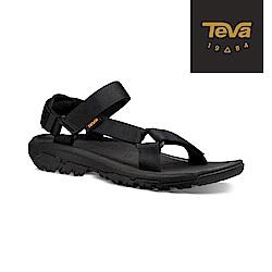 TEVA 美國-男 Hurricane XLT2 機能運動涼鞋 黑