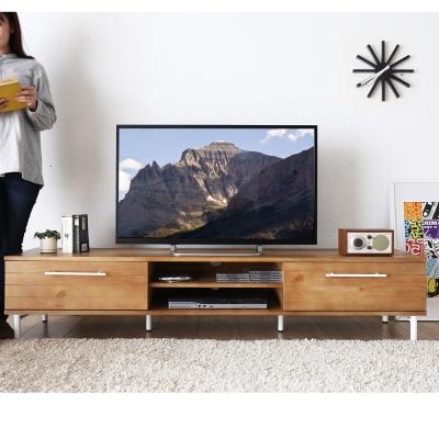 H&D 硬騰日系工業風6尺電視櫃-2色_180*40.5*36.5cm