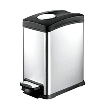 樂享靜音垃圾桶-8L
