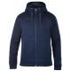 【Berghaus貝豪斯】男款GOSWICKHOODY刷毛保暖連帽外套H22M35藍 product thumbnail 1