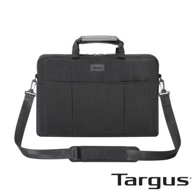Targus CitySmart II 15.6 吋隨行電腦側背包 (黑色)