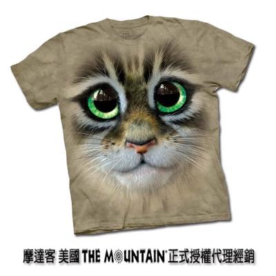 摩達客 美國進口The Mountain 愛狼之歌 純棉環保短袖T恤