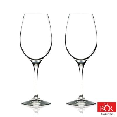 義大利RCR茵芙曼無鉛水晶白酒杯(2入)_370cc