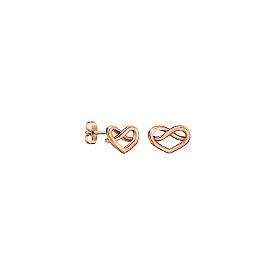 CALVIN KLEIN 心動系列 耳針式耳環