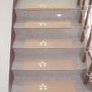 樓梯專用 夜光減音舒適地墊(70X20.5X4X0.3cmX5片)