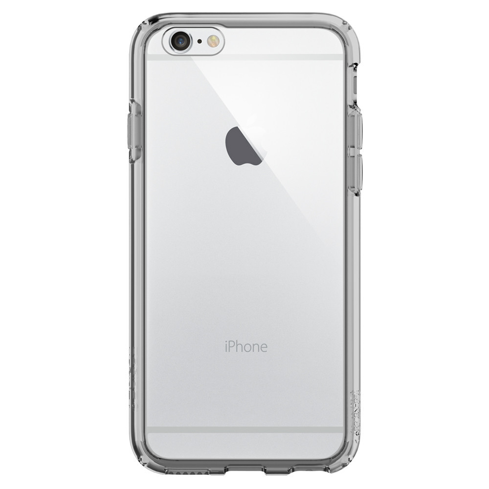 SPIGEN iPhone 6S Plus Ultra Hybrid透明背蓋保護殼