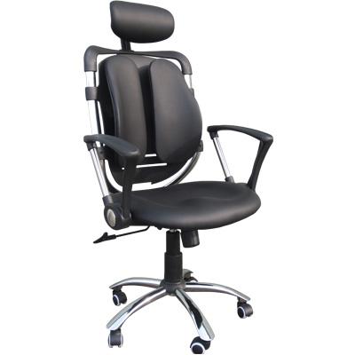 雙背護腰人體工學椅/電腦椅/辦公椅