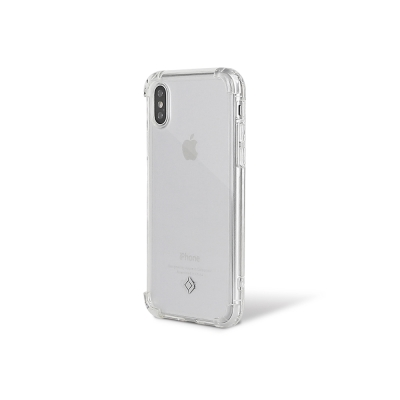 Cube iPhoneX 冰河盾全透明防摔殼