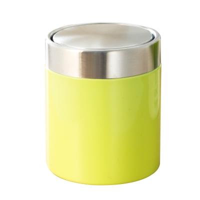 EKO 方迪桌面垃圾桶-1.5L (蘋果綠)