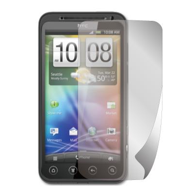 ZIYA HTC EVO 3D 抗反射(霧面)保護貼 (兩入裝)