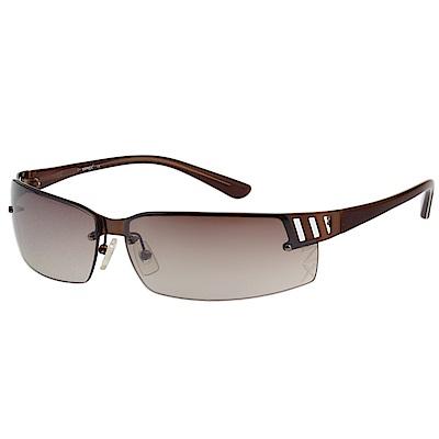 ZERO-X 水銀面太陽眼鏡 (咖啡色)ZMS0311