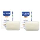 Mustela慕之恬廊 高效滋養皂150g(2入組)