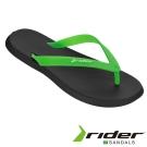 Rider 巴西 男 R1 AD 時尚機能夾腳拖 (果凍綠)