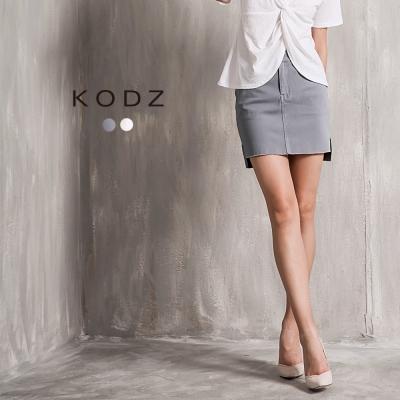 東京著衣-KODZ 歐美爆款曲線短裙-S.M.L(共二色)