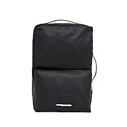 RAWROW-城市系列-15吋三用方型後背包(後背/手提/肩背)-墨黑-RBP171BK