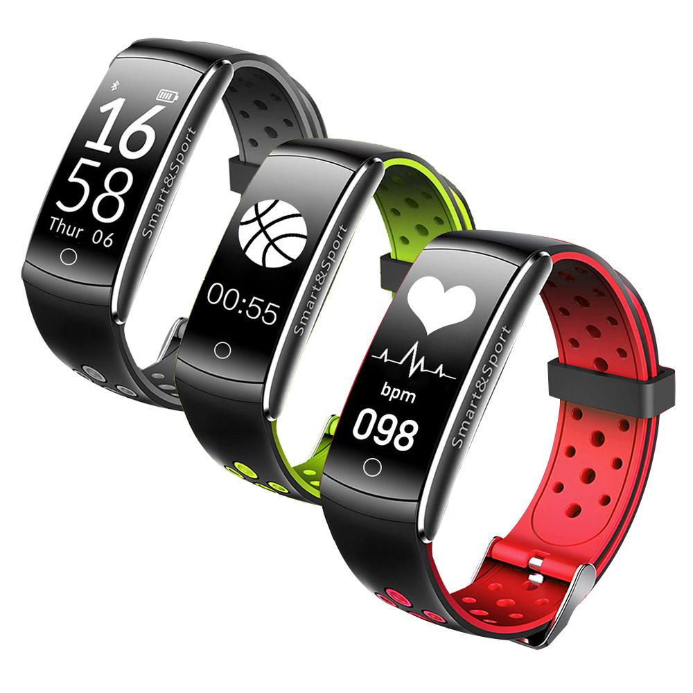 Q8防水觸控心率OLED智慧手環