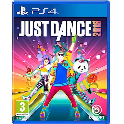 舞力全開 2018 中文版 PS4