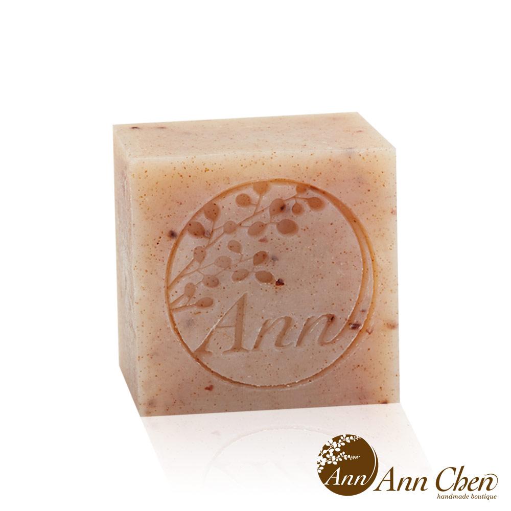 陳怡安手工香皂-蔓越莓去角質皂80g(洗顏皂系列)
