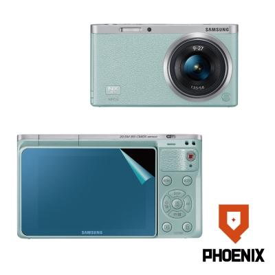 PHOENIX-Samsung-NX-Mini-專用-高流速-霧面螢幕貼-二入