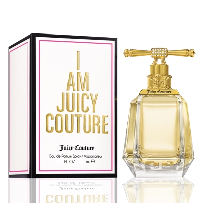 Juicy Couture I AM JUICY COUTURE 女性淡香精50ml
