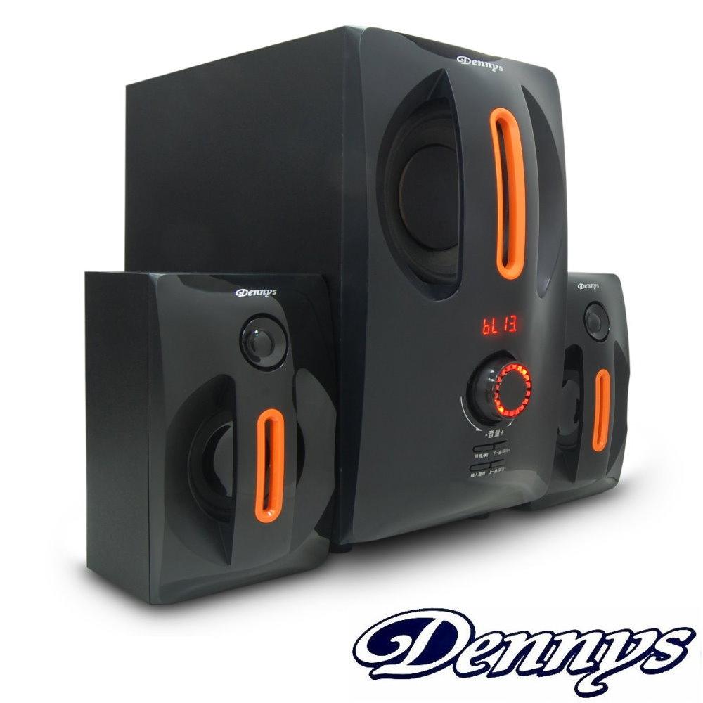 福利新品 Dennys藍牙2.1聲道多媒體喇叭(PYC827-MF36)