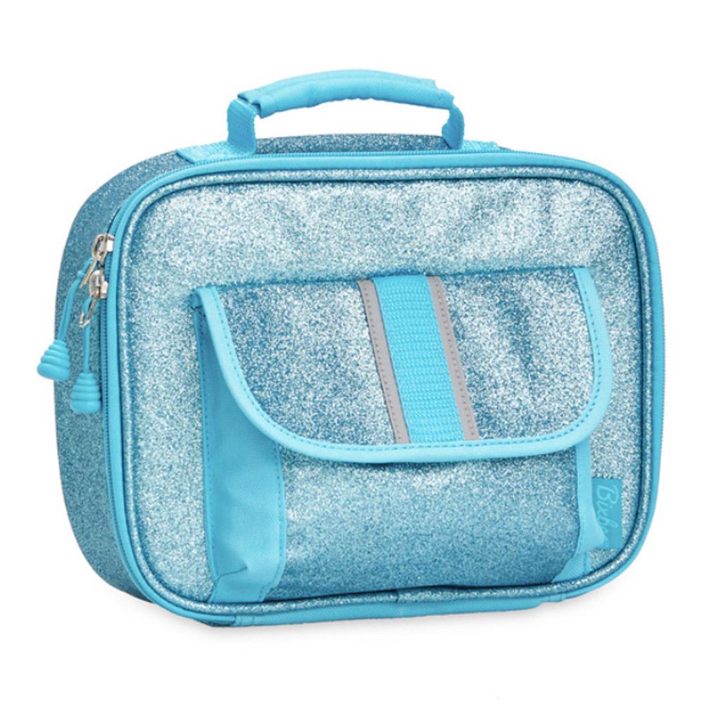 美國Bixbee - 閃采系列冰雪藍保溫提袋
