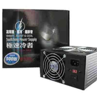 首利極速冷者500W-12-8CM雙風扇