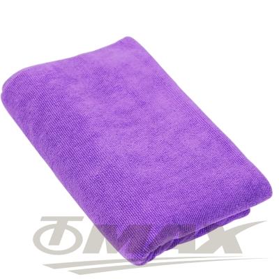 omax台製超細纖維大浴巾-紫色-1入