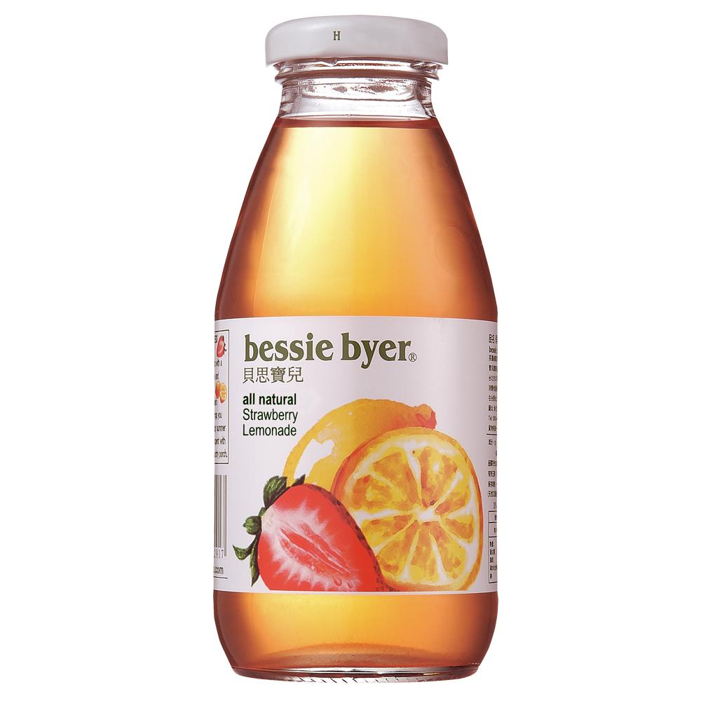 貝思寶兒-草莓檸檬汁(300mlx4入)