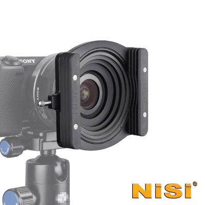 NiSi 耐司 70 微單眼系統 M1 濾鏡支架(附超薄CPL及58mm轉接環)