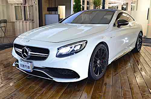 2015總代理BENZ S63 AMG Coupe