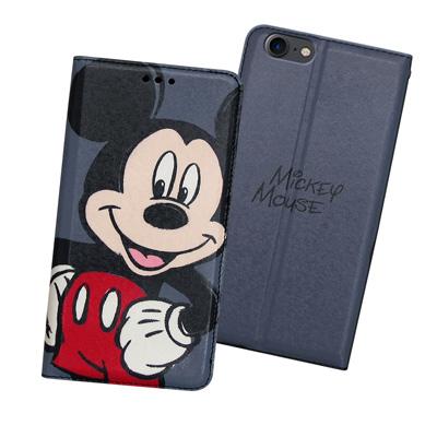 迪士尼正版 iPhone 8/iPhone 7 手繪風磁力皮套(手繪米奇)