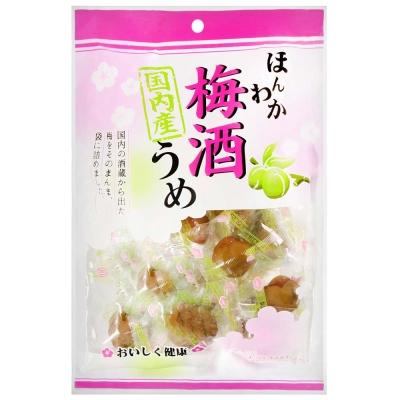 Nozawa食品 日本產梅酒梅(220g)