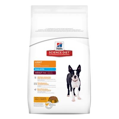 Hill's 希爾思 成犬 體重控制配方 小顆粒(10319HG)15公斤
