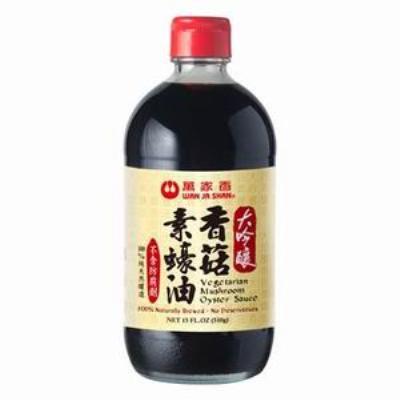 萬家香 大吟釀香菇素蠔油(510g)