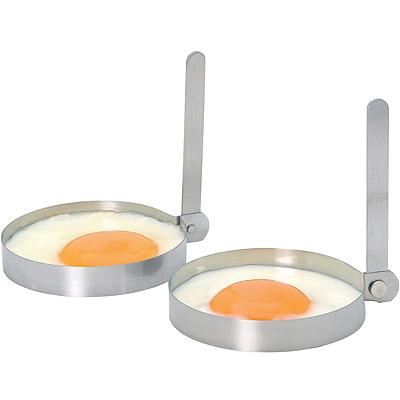 KitchenCraft 不鏽鋼煎蛋模2入