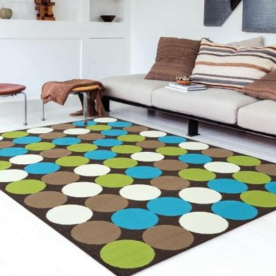 Ambience-比利時Luna 現代地毯--彩聚(160x225cm).