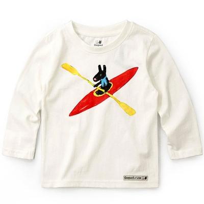 GL法國 優質萌系童趣長袖上衣