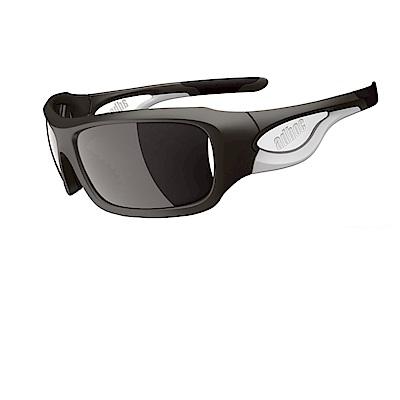 【ADHOC】運動太陽眼鏡-偏光灰片-全框式 RAIDER