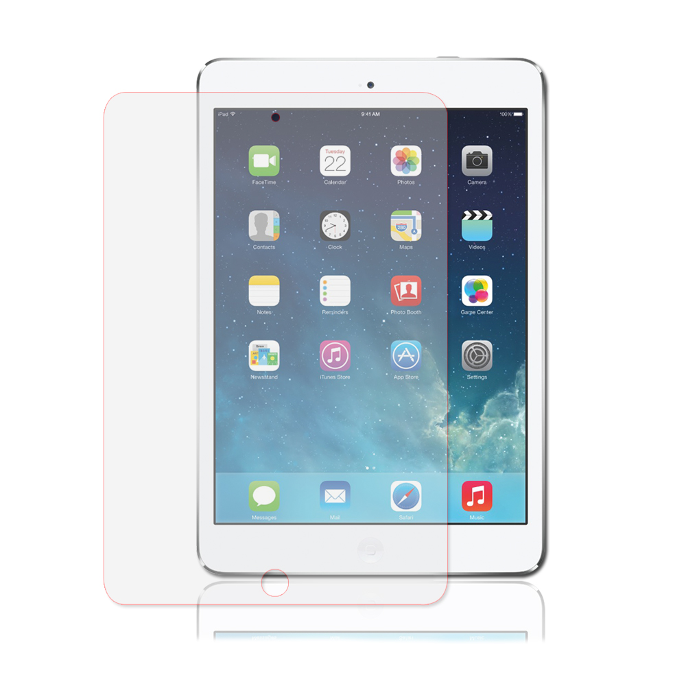 Apple iPad Air / ipad 5 高透光亮面耐磨保護貼