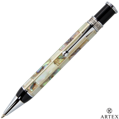 ARTEX 法蘭克貝殼原子筆