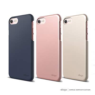 elago iPhone 8 經典超薄手機保護殼