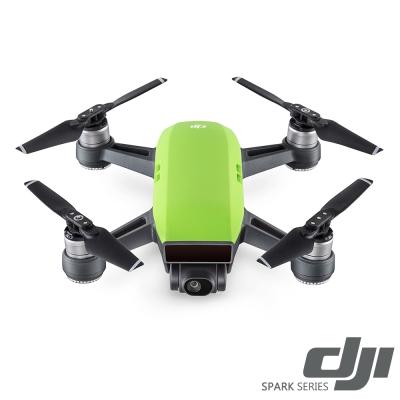 DJI Spark 空拍機全能套裝-新芽綠