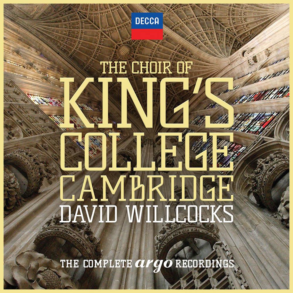劍橋國王學院合唱團DECCA錄音全集(29CD)