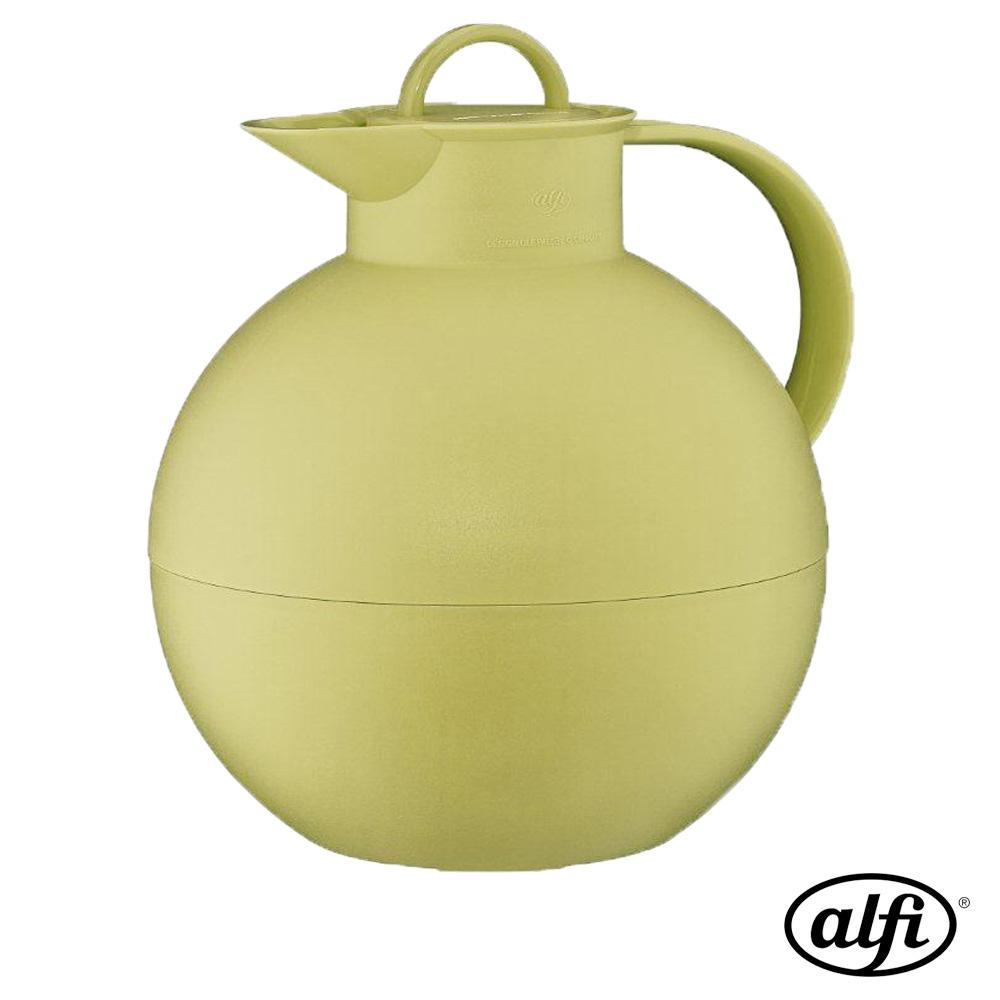 alfi愛麗飛 Kugel 真空保溫壺0.94L(KUG-094-YL)-椴樹綠