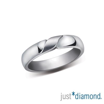 Just Diamond情繫永恆男女對戒-男戒