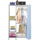 巴塞隆納-W2型60公分-W4型34公分收納-衣櫥櫃